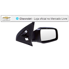 Retrovisor C/ Espelho Esquerdo Cromado Astra 99/11 93370883