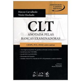Clt Anotada Pelas Bancas Examinadoras - Cespe, Fcc, Esaf, En