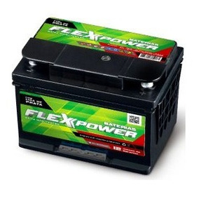 Bateria Carro Selada Flexpower Cx 60ah- Consulte O Frete