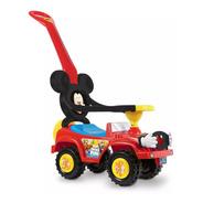 Andarin Caminador Andador Pata Pata Mickey Manija Empuje