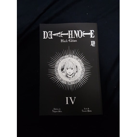 Death Note Iv Black Edition
