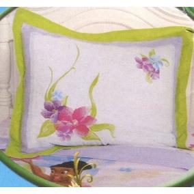 Hadas De Disney Tinkerbell \magic Art\ Almohada Sham