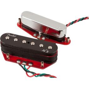 Fender® Pastillas N3 Tele® American Noiseless Pickups