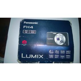 Camara Panasonic Lumix Fh4