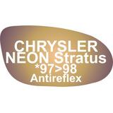Vidrio Espejo Retrovisor Chrysler Neon Stratus 97-98 Antiref