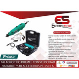 Taladro Dremel Proskit Pt-5501a Pirograbado Joyería Dental
