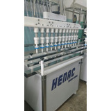 Máquina De Envase Henac 12 Bicos Henac