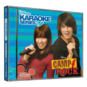 Cd - Camp Rock Karaoke Series