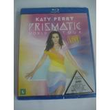 Blu-ray Katy Perry - The Prismatic World Tour Live Orig Novo