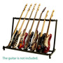 Soporte Rack Para 7 Guitarras Exhibicion Envio Gratiss