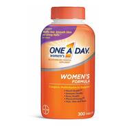 Multivitaminas One A Day Bayer Mujer 300 Tabletas Importadas