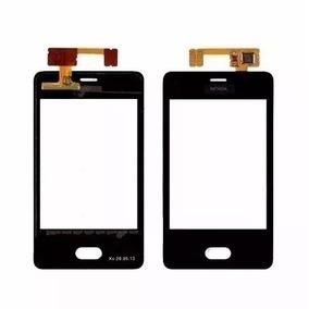 Tela Vidro Touch Celular Nokia Asha N501 501