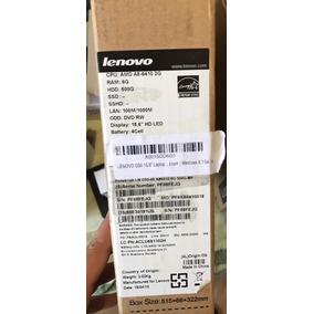 Oferta!!! Laptop Lenovo Amd A8-6410 2g/6gb/500hdd