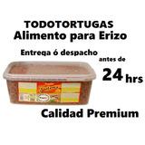Alimento Comida Erizo Calidad Premium 1 Kg Todotortugas
