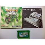 Pokemon Esmeralda - Gameboy Advance - Sp
