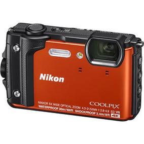 Cámara Digital Nikon Coolpix W300 Naranja