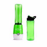 Licuadora Tomatodo Portatil Shake N Drink Con 2 Vasos Verde
