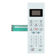 Membrana Teclado Microondas Philco Pmo26b / Bc Branco