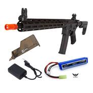 Rifle Airsoft Rynx De Armory 15 Pol. M906a Full Metal + Nf