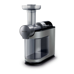 Philips Hr1897/34 Micro Masticating Juicer, Silver