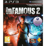 Juego Ps3 Sony Infamous 2
