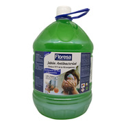 Jabón Líquido Antibacterial. Galón. Aroma Manzana. Floresa