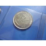 Cv Moneda Conmemorativa 70 Aniversario Bcv 2010 Unc