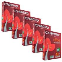 Papel A4 Chamex Office Sulfite - 2500 Folhas - Promoção