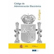 Código De Administración Electrónica (códigos E Envío Gratis