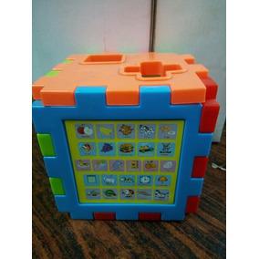 Cubo Didáctico / Juego Didáctico / Juguete Didáctico