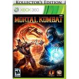 Mortal Kombat Edición De Kollector -xbox 360 De Warner Bros