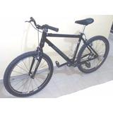 Bicicleta Hìbrida Ciudad Montaña Fixie Cannondale R26 Mavic