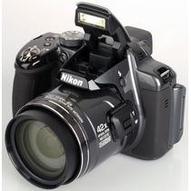 Camara Nikon Coolpix P520 + Memoria 32 Gb C10 + Bolso + Hdmi