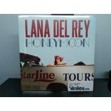 Lana Del Rey Honeymoon 180 Gramos 2 Lp Vinil Envio Gratis
