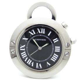Reloj Cartier Travel O De Bolsillo Original Autentico $9800