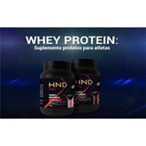 Suplemento Muscular Hnd Whey Protein Alta Performance/hinode