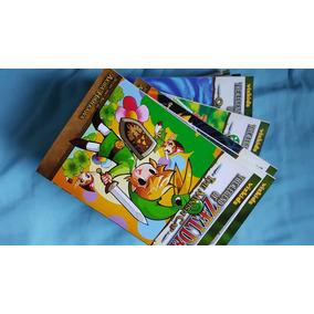 Coleção De Mangás Zelda