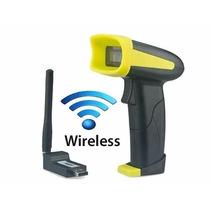 Leitor Código Barras Laser Sem Fio Wireless F-cod26 Feasso