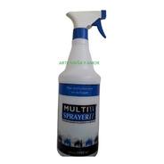 Pulverizador Spray 1 Litro Rociador Con Medidor Con Gatillo