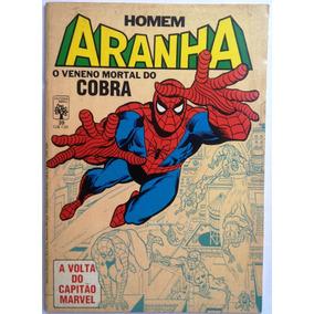 Homem Aranha 06 A 59 - Formatinho - Ed. Abril