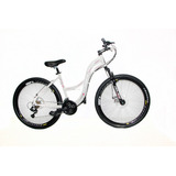 Bicicleta Feminina Wny Sofi Aro 26 Shimano Freio Disco Top
