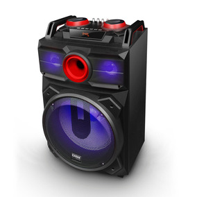 Equipo De Audio Crown Mustang Djs1201bt