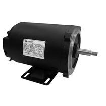 Motor Para Bomba Igui 1/2 Cv 110/220v