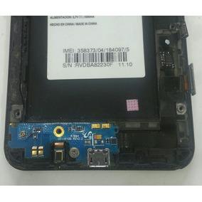 Tableta Centro De Carga Samsung Galaxy S2 I9100 Original