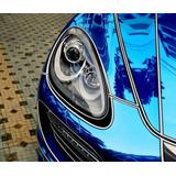 Vinilo Ploter Azul Cromado Moldeable Unico 1.52x1mt Auto