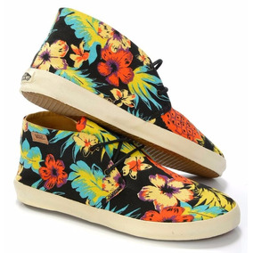 Tênis Vans Rhea Tropical Pineapple Black