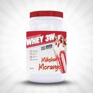 Whey Protein 3 Isolado Concentrado Hidrolisado 900g Prodark