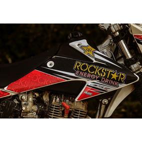 Kit Adesivo Grafico Honda Crf 230 Qualidade 3m Rockstar