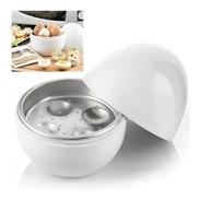 Egg Cooker Forma Para Fazer Ovos Cozidos Microondas Promoção