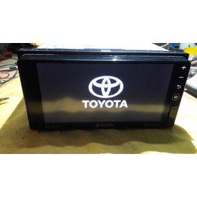 Stereo Toyota Hilux Corolla Etios A 2017 Original